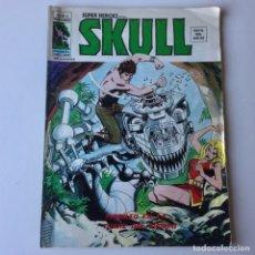 Cómics: SUPER HEROES PRESENTA: SKULL Nº 52 - MUNDI COMICS - MARVEL COMICS GROUP - EDITORIAL VÉRTICE 1976. Lote 182528781