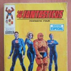 Cómics: LOS 4 FANTASTICOS Nº 1 TACO VERTICE. Lote 182535032