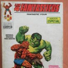 Cómics: LOS 4 FANTASTICOS Nº 13 TACO VERTICE. Lote 182537721