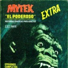 Cómics: MYTEK EL PODEROSO EXTRA-7 (VERTICE, 1967). Lote 182545332