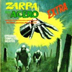 Cómics: ZARPA DE ACERO EXTRA-8. Lote 182550153