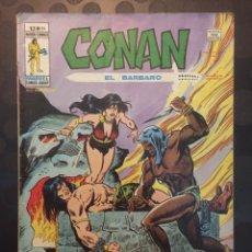 Comics: CONAN EL BÁRBARO VOL.2 N.31 . NOCHE DE COLMILLOS Y GARRAS . ( 1974/1981 ) .. Lote 182612361