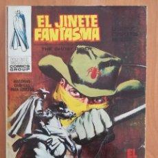 Cómics: EL JINETE FANTASMA Nº 2 TACO VERTICE. Lote 182707410