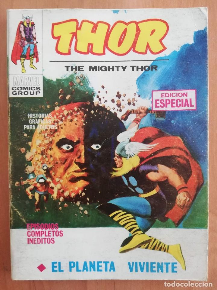 THOR Nº 4 TACO VERTICE (Tebeos y Comics - Vértice - V.1)
