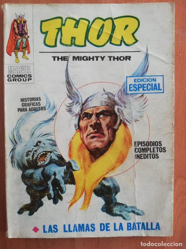 THOR Nº 5 TACO VERTICE (Tebeos y Comics - Vértice - V.1)