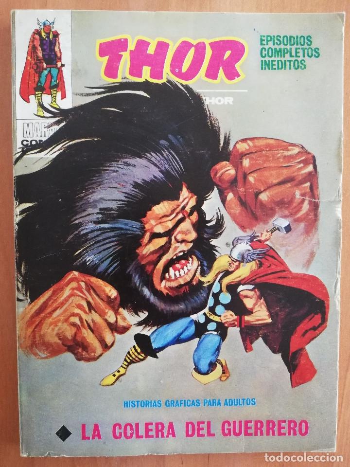THOR Nº 22 TACO VERTICE (Tebeos y Comics - Vértice - V.1)