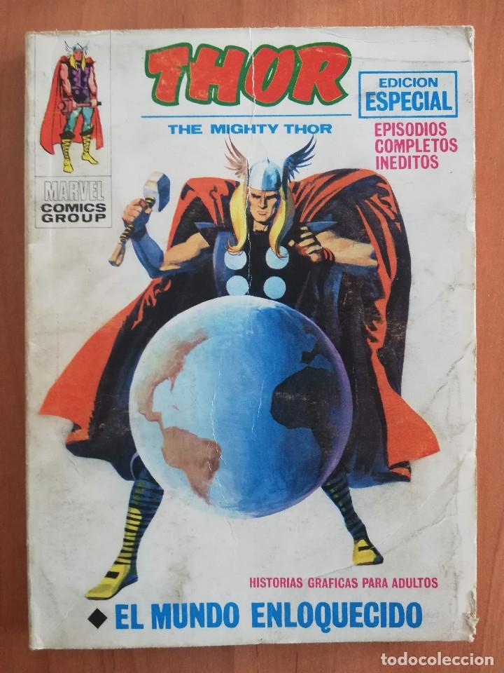 THOR Nº 15 TACO VERTICE (Tebeos y Comics - Vértice - V.1)