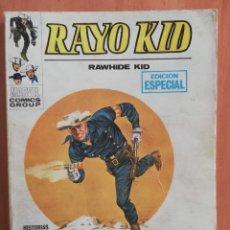 Cómics: RAYO KID Nº 4 TACO VERTICE. Lote 182717195