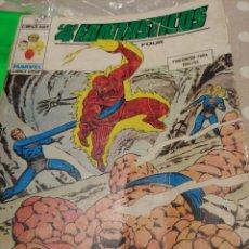 Cómics: LOS 4 FANTÁSTICOS, VERTICE, VOLUMEN 1, NÚM 64. Lote 182719211