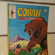 Cómics: CONAN EL BARBARO VOL. 2 Nº 38 LOS HIJOS DEL DIOS OSO - MUNDI COMICS VERTICE. Lote 182719860