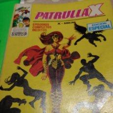 Cómics: PATRULLA X, VERTICE, VOLUMEN 1, NÚM 22. Lote 182720715