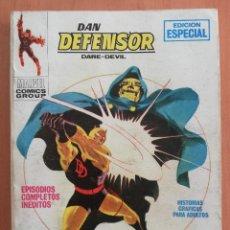 Cómics: DAN DEFENSOR Nº 15 VOL 1 TACO VERTICE. Lote 182720996