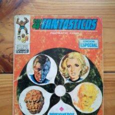 Cómics: LOS 4 FANTÁSTICOS VOL.1 Nº 4. Lote 182760376