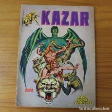Cómics: KAZAR 4 HACIA LUGARES SOMBREADOS. MARVEL SURCO LINEA83 1983. Lote 182830897