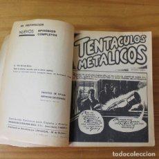 Cómics: ZARPA DE ACERO EXTRA V.2 TENTACULOS METALICOS, EDICION ESPECIAL 384 PGS.. Lote 182831006