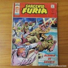 Cómics: SARGENTO FURIA V.2 31 REDOBLE DE BATERIA. MARVEL EDITORIAL VERTICE . Lote 182831053