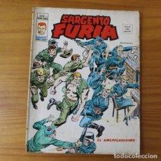Cómics: SARGENTO FURIA V.2 14 EL AMERICANISIMO. MARVEL EDITORIAL VERTICE . Lote 182831216