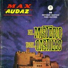 Cómics: MAX AUDAZ-7 (VERTICE, 1965) GRAPA. Lote 182910246
