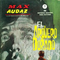 Cómics: MAX AUDAZ-5 (VERTICE, 1965) GRAPA. Lote 182910367