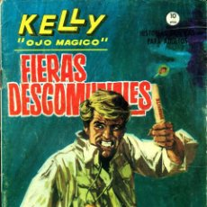 Cómics: KELLY, OJO MAGICO-13 (VERTICE, 1965) GRAPA. Lote 182911607