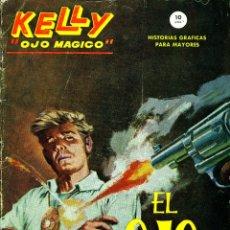 Cómics: KELLY OJO MAGICO-1 (VERTICE, 1965) GRAPA. Lote 182911851