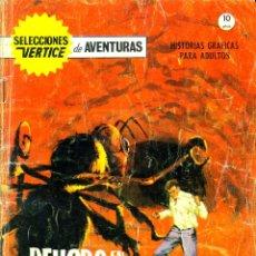 Cómics: SELECCIONES VERTICE-3 (VERTICE, 1966) GRAPA. Lote 182912942