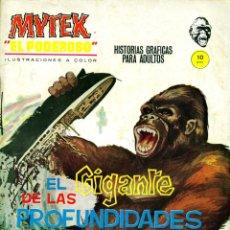 Cómics: MYTEK EL PODEROSO-3 (VERTICE, 1965) GRAPA. Lote 182913636