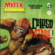 Cómics: MYTEK, EL PODEROSO-4 (VERTICE, 1965) GRAPA. Lote 182913662