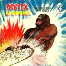Cómics: MYTEK, EL PODEROSO-8 (VERTICE, 1965) GRAPA. Lote 182913703