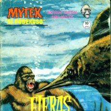 Cómics: MYTEK, EL PODEROSO-15 (VERTICE, 1965) GRAPA. Lote 182913730