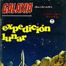 Cómics: GALAXIA-23 (VERTICE, 1965) PORTADA DE ENRICH. GRAPA. Lote 182955400