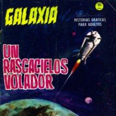Cómics: GALAXIA-15 (VERTICE, 1965) PORTADA DE ENRICH. GRAPA. Lote 182958178