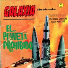 Cómics: GALAXIA-14 (VERTICE, 1965) PORTADA DE ENRICH. GRAPA. Lote 182958270