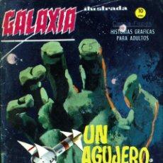 Cómics: GALAXIA-13 (VERTICE, 1965) PORTADA DE ENRICH. GRAPA. Lote 182958742
