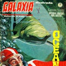 Cómics: GALAXIA-7 (VERTICE, 1965) GRAPA. Lote 182960527