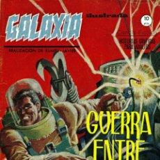 Cómics: GALAXIA-4 (VERTICE, 1965) GRAPA. Lote 182961576