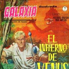 Cómics: GALAXIA-3 (VERTICE, 1965) GRAPA. Lote 182961753
