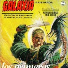 Cómics: GALAXIA-2 (VERTICE, 1965) GRAPA. Lote 182961922