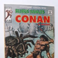 Cómics: RELATOS SALVAJES VOL.1 CONAN Nº 60. Lote 182961972