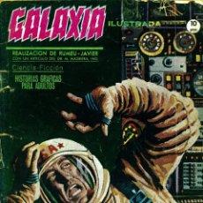 Cómics: GALAXIA-1 (VERTICE, 1965) GRAPA. Lote 182962306