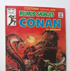 Cómics: RELATOS SALVAJES VOL.1 CONAN Nº 67. Lote 182962337