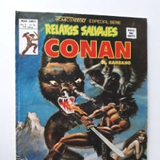 Cómics: RELATOS SALVAJES VOL.1 CONAN Nº 74. Lote 182962833