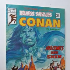 Cómics: RELATOS SALVAJES VOL.1 CONAN Nº 76. Lote 182963016
