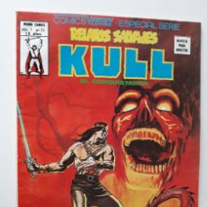 Cómics: RELATOS SALVAJES VOL.1 KULL Nº 71. Lote 182963231