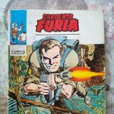 Cómics: SARGENTO FURIA V 1 Nº 11. Lote 182991398