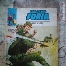 Cómics: SARGENTO FURIA V 1 Nº 22. Lote 183002122