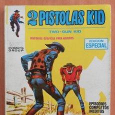 Cómics: 2 PISTOLAS KID Nº 11 TACO VERTICE. Lote 183018068