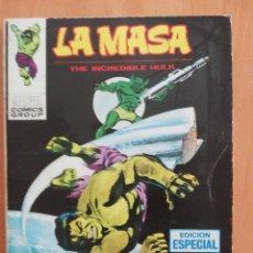Cómics: LA MASA Nº 17 TACO VERTICE. Lote 183018857