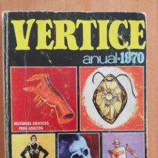 Cómics: VERTICE ANUAL 1970. Lote 183022581