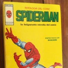 Cómics: SPIDERMAN. ANTOLOGÍA DEL CÓMIC. TOMO 9. VÉRTICE. Lote 183042736